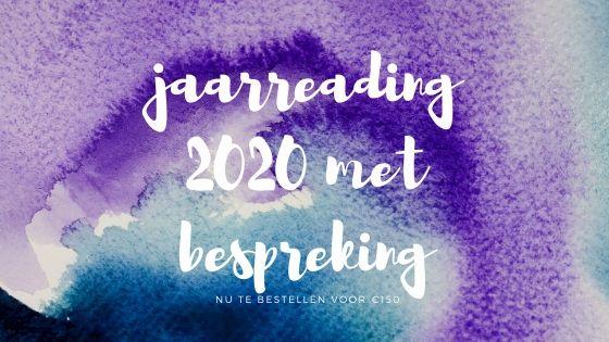 jaarreading 2020 met bespreking
